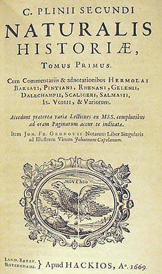 Naturalis Historiae