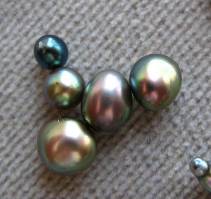 perle Keshi delle Cortez